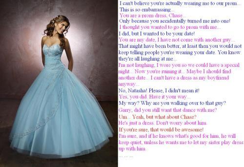 Prom drama