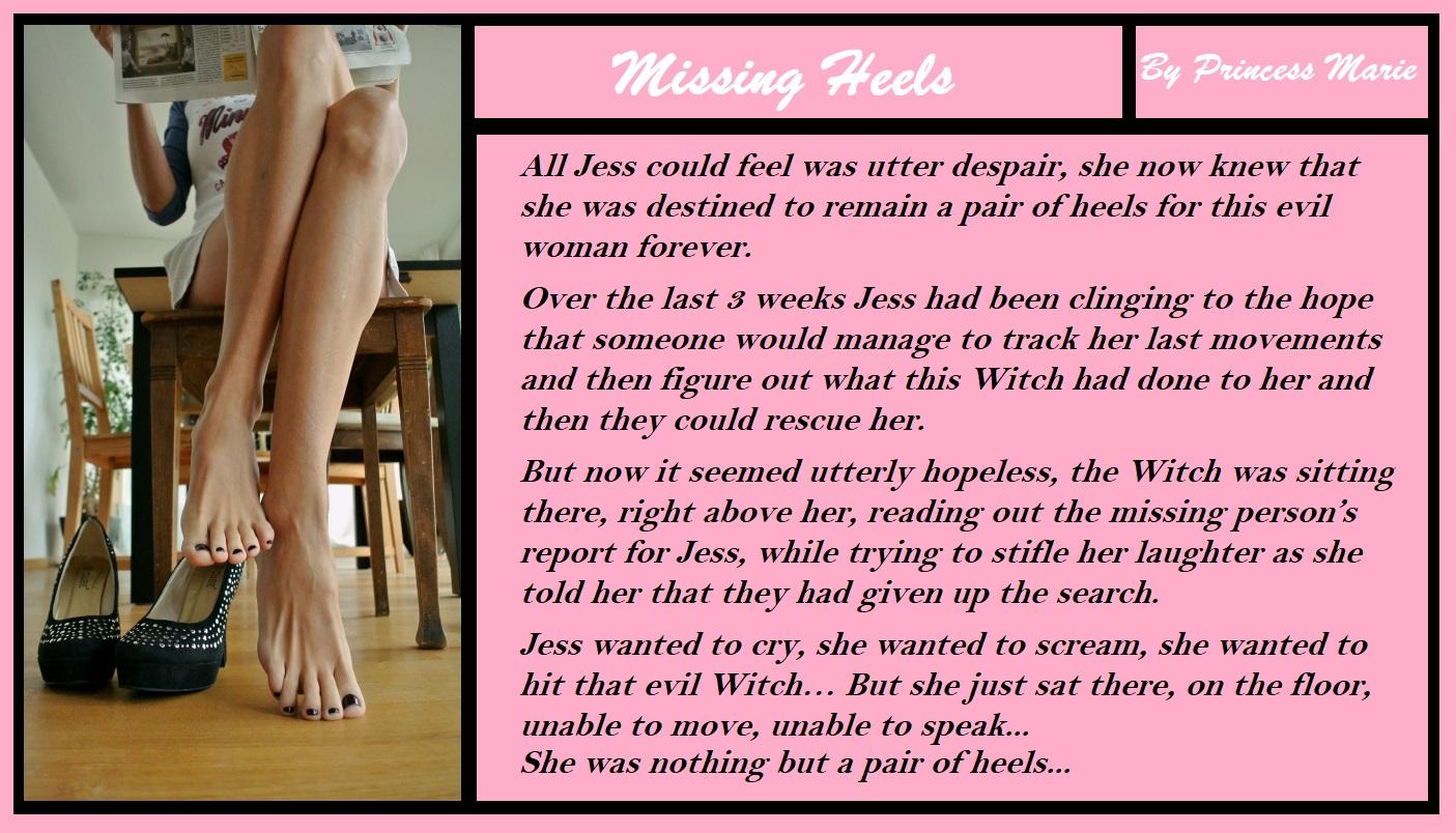 Missing Heels